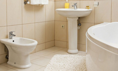 Toilet and Sink - Billy The Sunshine Plumber - Plumbing, St. Petersburg, FL | Brooksville, FL